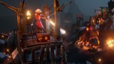 «Яростные команды» уже на борту Sea of Thieves — обновление добавило в игру сундуки ярости и пламенеющих скелетов