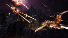 Анонс Warhammer 40,000: Dakka Squadron — аркадного экшена про орков на самолётах