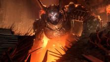 Космическое мочилово на новый лад — 10 минут геймплея с мастер-уровня DOOM Eternal