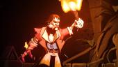 Геймплейный трейлер Curse of the Dead Gods — «рогалика» про жадного расхитителя гробниц