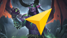«Вы почти готовы!» — «Яндекс.Навигатор» заговорил голосами Иллидана и Архимага из Warcraft III: Reforged