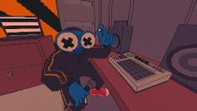 Кошка с двумя задницами, кнопка-пук и почти съедобная атмосфера — премьера симулятора граффитчика Sludge Life