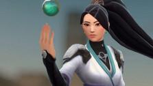 Слух: сетевой шутер от Riot Games называется Valorant, в Сеть утёк скриншот одного из персонажей