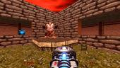 Геймплей на новых уровнях из переиздания DOOM 64
