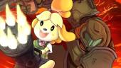 Подметай полы и кроши монстров — Изабеллу из Animal Crossing сделали напарницей для классической Doom