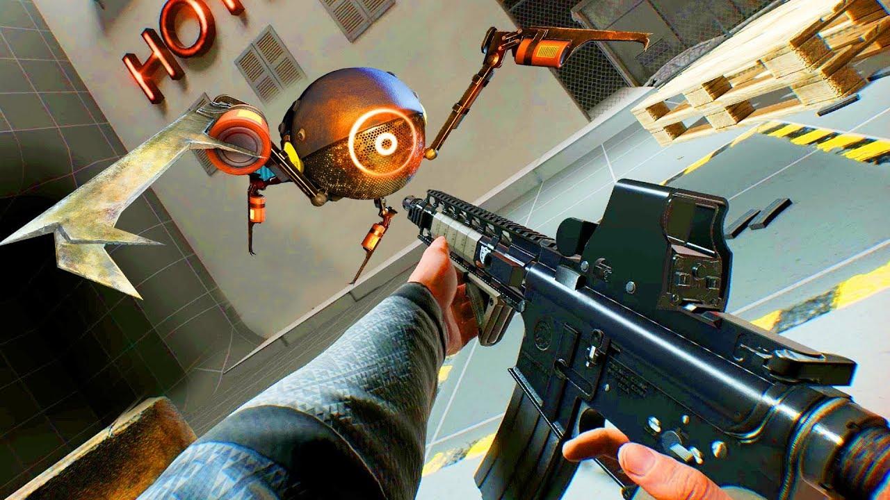 BONEWORKS не повлияла на Half-Life: Alyx, уверяет Valve