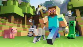 Тираж Minecraft — 200 миллионов копий, число ежемесячных пользователей — 126 миллионов