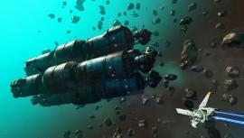 В No Man's Sky добавили заброшенные корабли в стиле космических хорроров