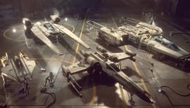 О звездолётах, которые появятся в Star Wars: Squadrons