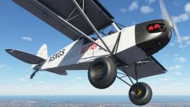 Демонстрация детально проработанных аэропортов и самолётов в Microsoft Flight Simulator