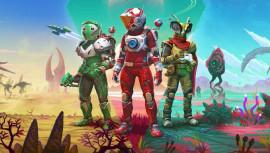 No Man's Sky получила апдейт с миллионами новых миров, природными бедствиями, гигантскими червями и многим другим