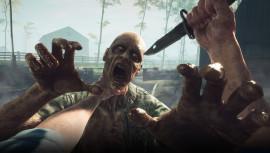 Трейлер к выходу VR-боевика The Walking Dead Onslaught по мотивам «Ходячих мертвецов»