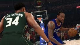 В NBA 2K21 сделали непропускаемые рекламные видео во время загрузок