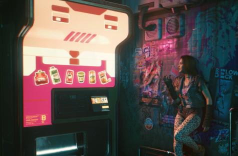 Брайан Декарт из Detroit станет торговым автоматом в Cyberpunk 2077