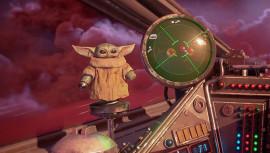 В Star Wars: Squadrons добавляют малыша Йоду и другие отсылки к «Мандалорцу»