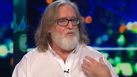 Гейб Ньюэлл — о вопросах про Half-Life 3, отношении к Cyberpunk 2077 и играх, которые он проходит