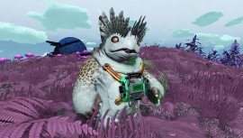 В No Man's Sky теперь можно растить и приручать животных