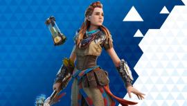 Элой из Horizon: Zero Dawn скоро заглянет в Fortnite