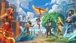 Финальное DLC, превращающее Immortals Fenyx Rising в игру с видом сверху, выйдет 22 апреля