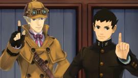 Херлок Шолмс и предок Феникса Райта берутся за дело — дилогия The Great Ace Attorney впервые выходит на Западе
