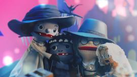 Официальное кукольное шоу по Resident Evil Village перевели на английский