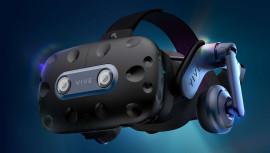 Анонс VR-шлемов VIVE Pro 2 и VIVE Focus 3 с разрешением 5K