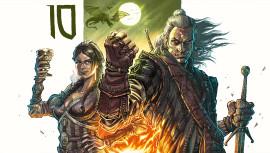 The Witcher 2 исполнилось 10 лет! В программе праздника — арты, бесплатные материалы и распродажа в GOG