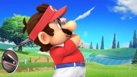 Гольф с бегом наперегонки и состязание в Грибном королевстве — обзорный трейлер Mario Golf: Super Rush