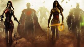 В июне подписчикам Xbox Live Gold позволят забрать Injustice: Gods Among Us