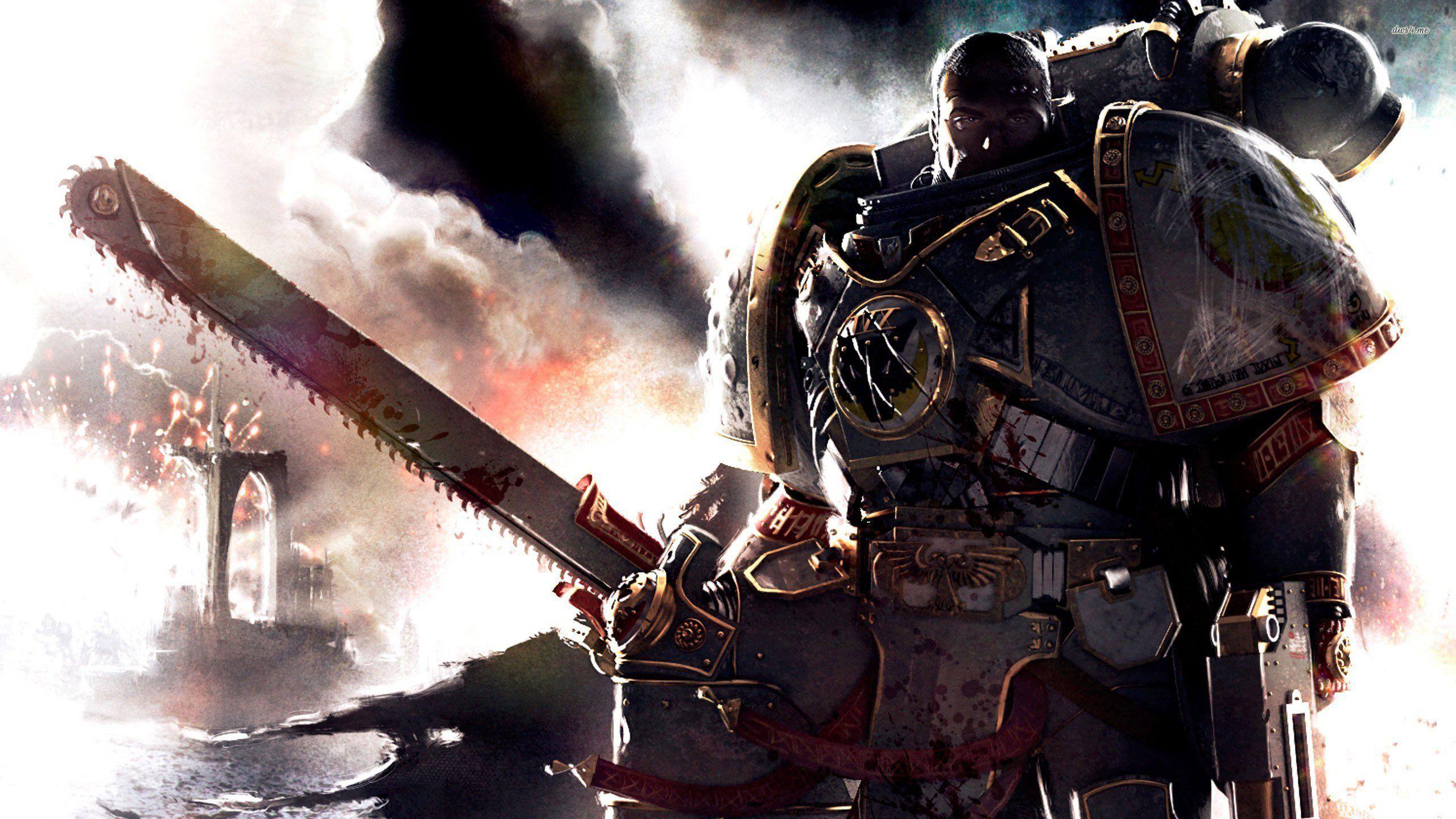3 июня пройдёт презентация игр по Warhammer