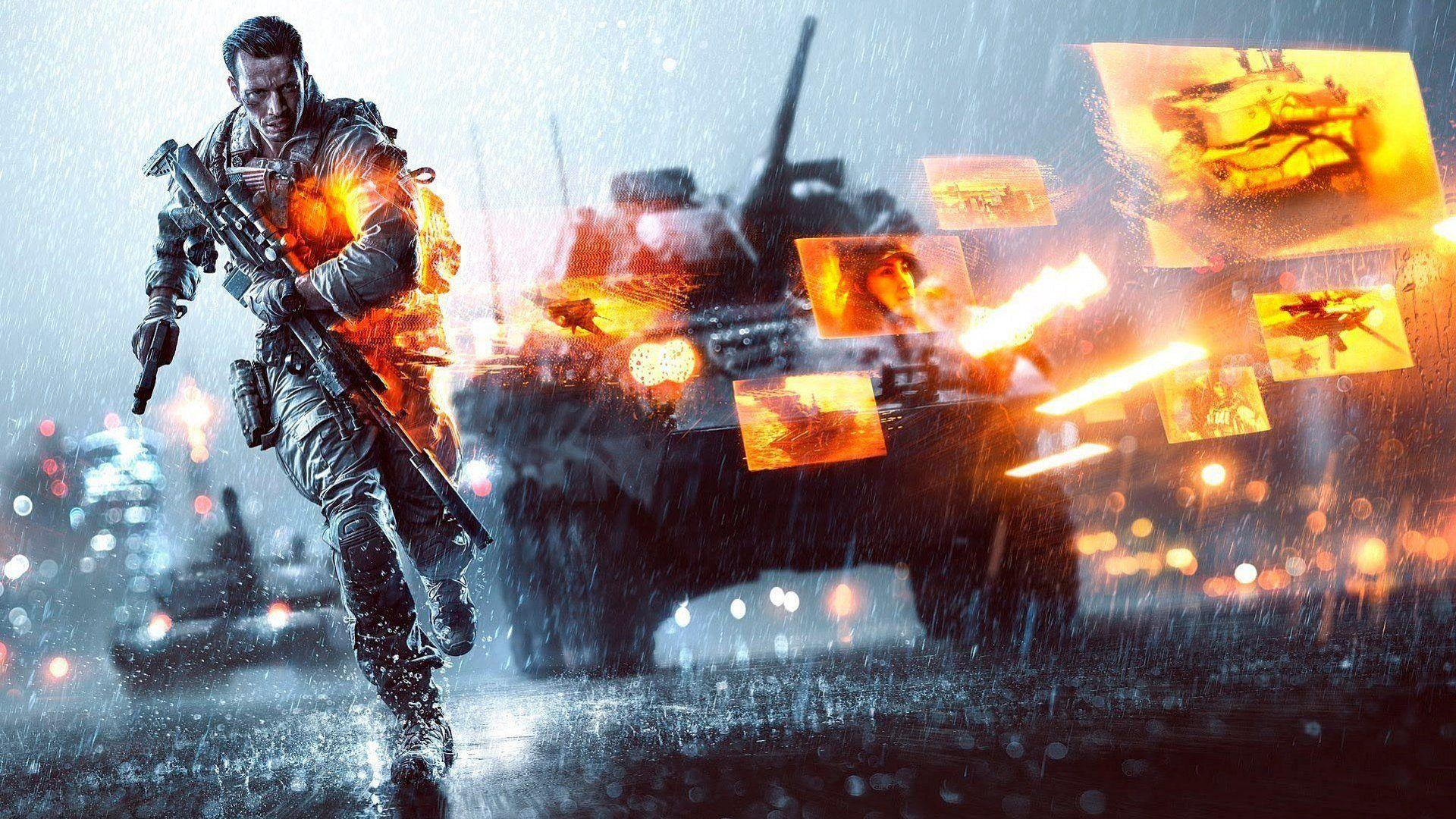 Анонс новой Battlefield состоится 9 июня