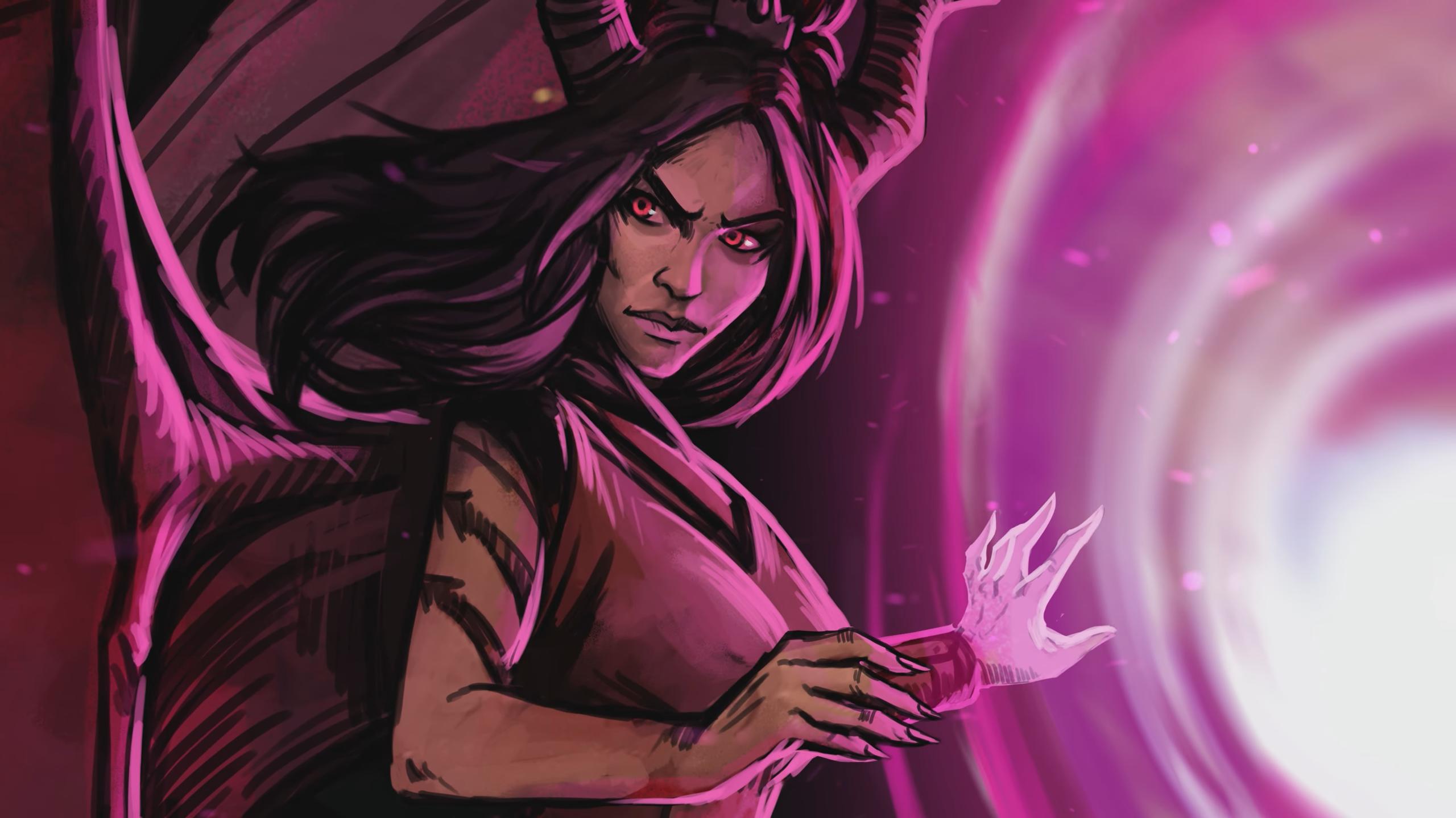 Трейлер Pathfinder: Wrath of the Righteous знакомит нас с демонической злодейкой