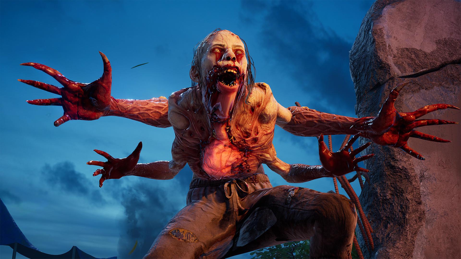 В июне покажут PvP-геймплей Back 4 Blood