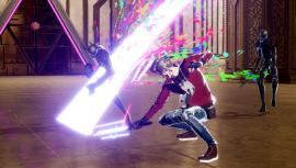 Новые скриншоты No More Heroes 3: персонажи, локации и прочее