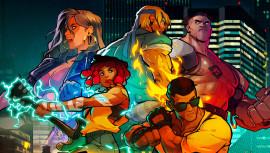 Геймплейный трейлер дополнения Mr. X Nightmare для Streets of Rage 4 — новые персонажи в действии