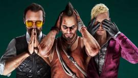 Far Cry 6: трейлер Антона Кастильо и анонс DLC про Вааса, Пэйгана Мина и Иосифа Сида