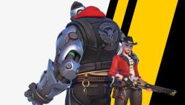 В Overwatch запустили кросс-плей и испытание от Эш
