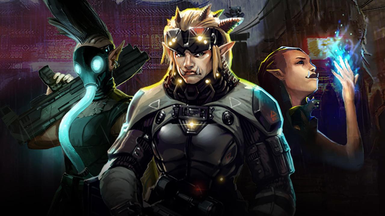 Трилогию Shadowrun отдают даром в GOG