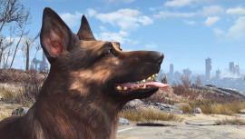 Скончалась собака Ривер — прообраз Псины из Fallout 4