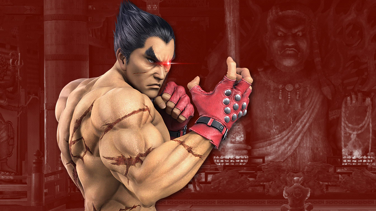 Пул бойцов Super Smash Bros. Ultimate пополнят Кадзуя Мисима, Данте и Довакин