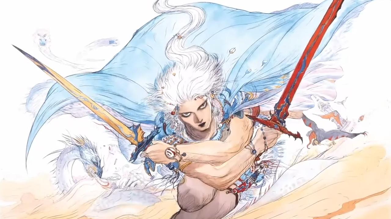 Пиксельные 2D-ремастеры первых шести Final Fantasy начнут выходить в июле