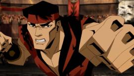Finish him! Трейлер мультфильма Mortal Kombat Legends: Battle of the Realms