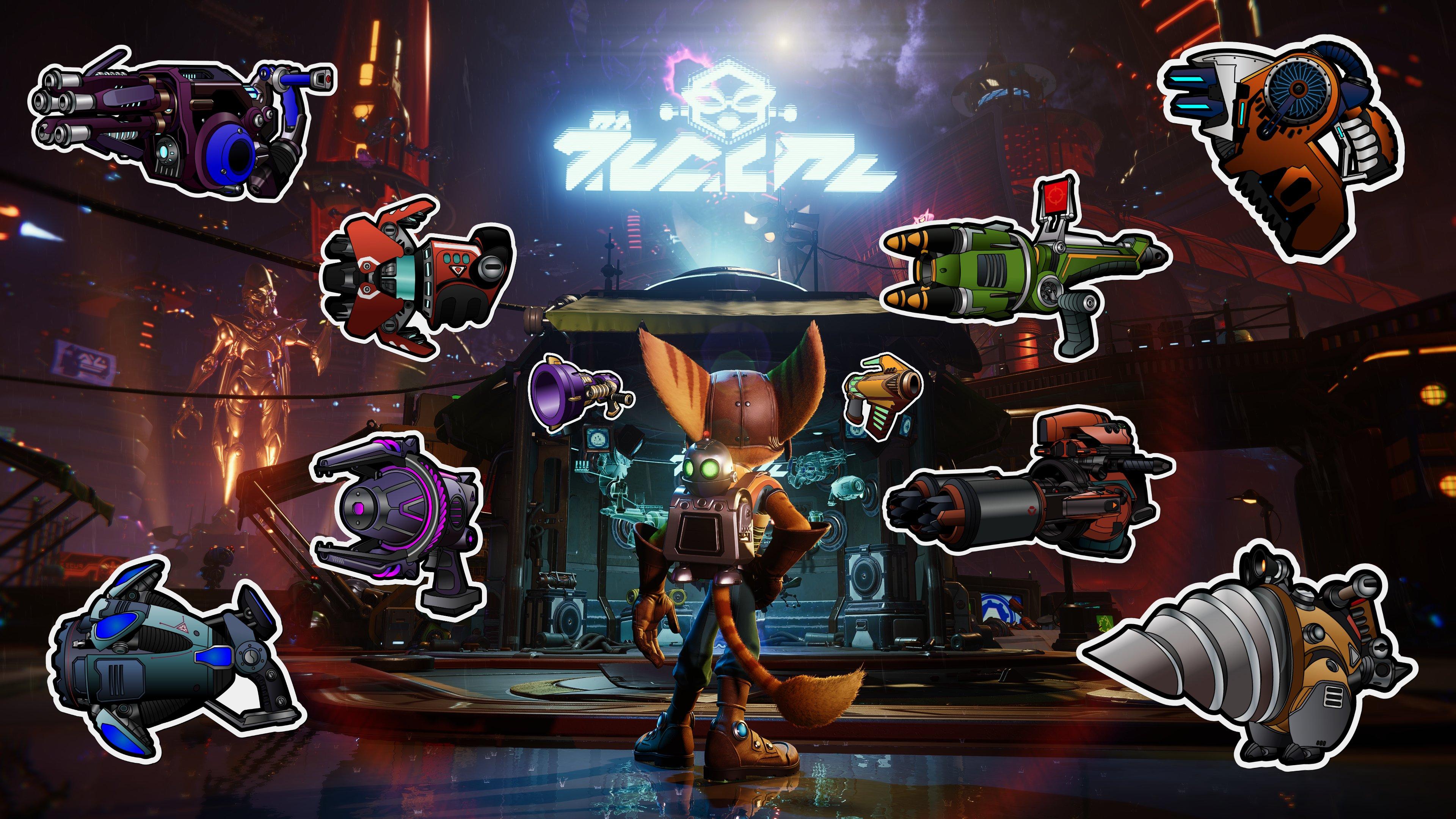 Свежий апдейт для Ratchet & Clank: Rift Apart улучшает фоторежим