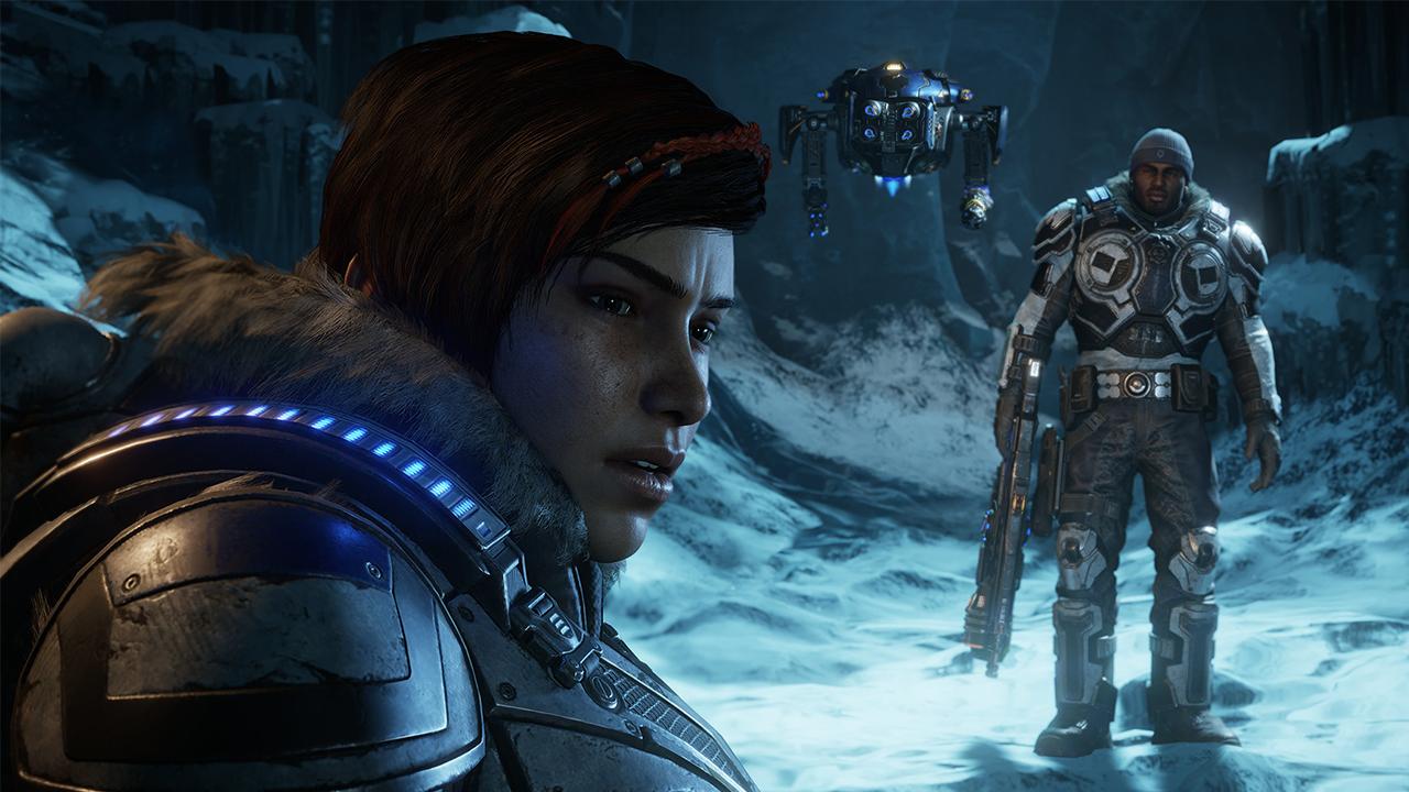 Разработчики Gears покажут новое технодемо Unreal Engine 5