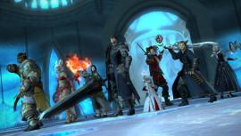 Final Fantasy XIV побила собственный рекорд онлайна в Steam