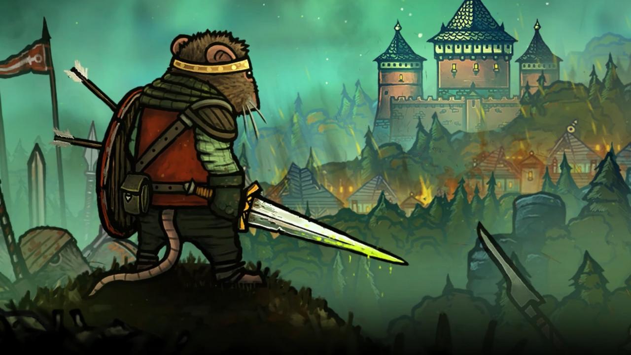 В сентябре выйдет Tails of Iron — крысиная RPG с озвучкой от голоса Геральта