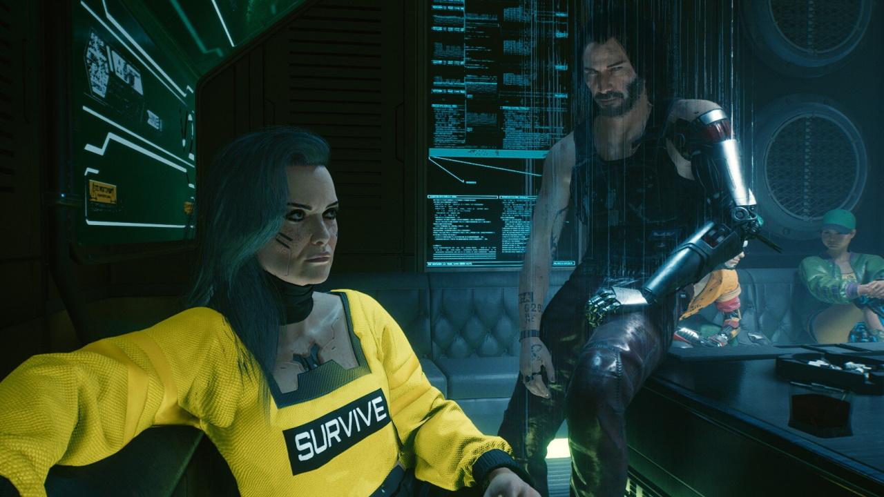 Утёкшая реклама Cyberpunk 2077 обещает самое крупное обновление на данный момент