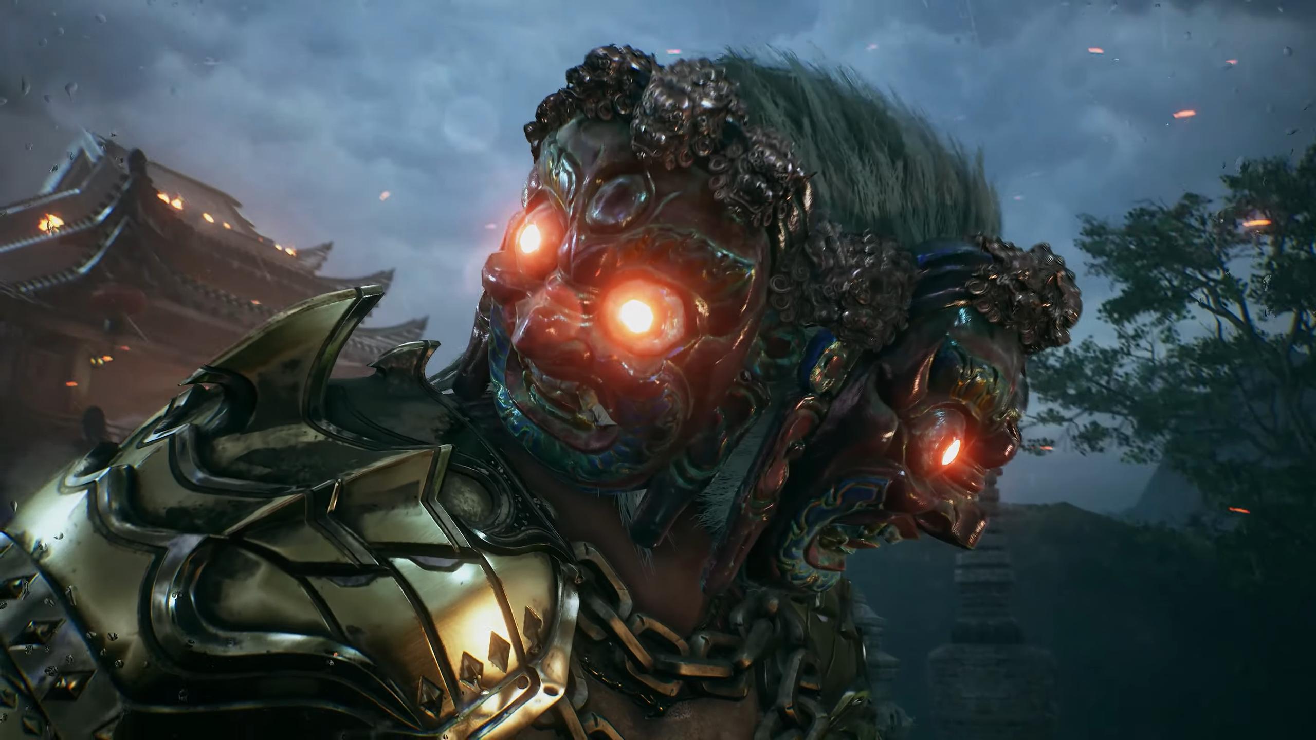 Ещё один трейлер технологичного боевика Bright Memory: Infinite