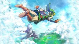 Зарождение легенды в свежем ролике о The Legend of Zelda: Skyward Sword HD