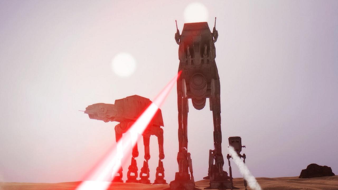 Моддеры превращают Fallout: New Vegas в игру по «Звёздным войнам» с открытыми мирами